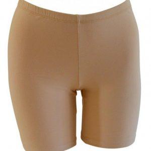 huidskleurig of nude broekje voor onder je jurk of rok