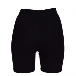 zwart broekje voor onder je jurk of rok