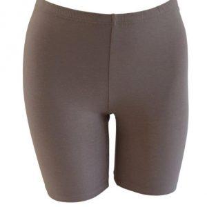 taupe broekje voor onder je jurk, helpt tegen schurende benen