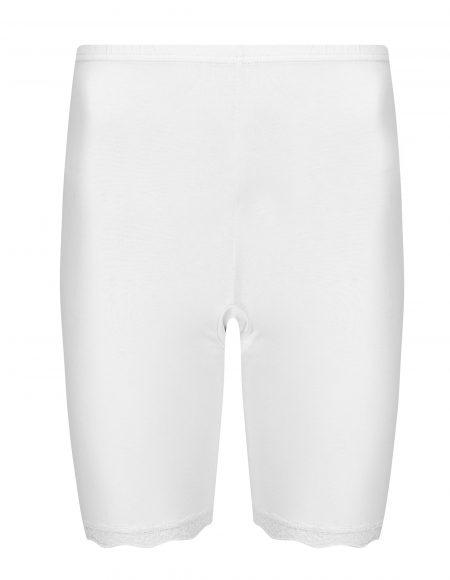 wit broekje met kantje